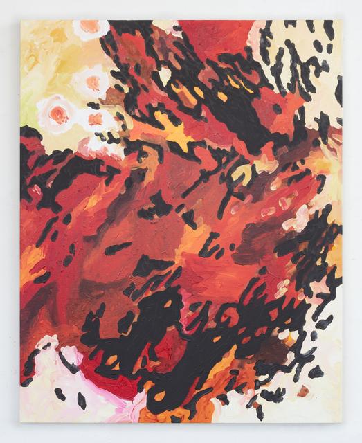 , 'Euonymus Elatus (Burning Bush II),' 2017, Proto Gallery
