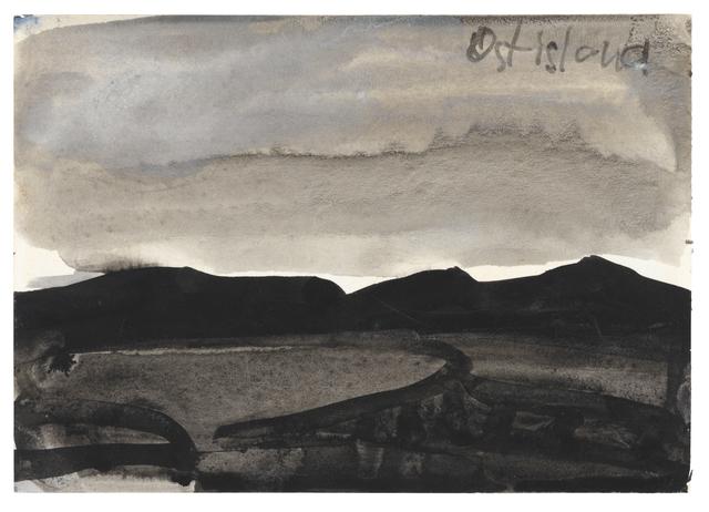 , 'Ostisland,' 1980, Ludorff