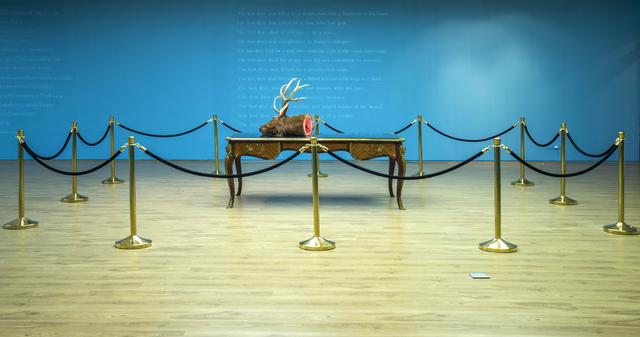 , 'A Talebearer's Tale,' 2017, Tang Contemporary Art