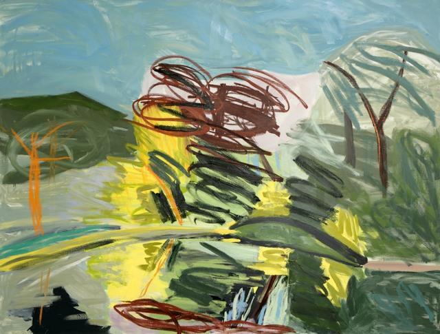 Lucy Jones, 'Teme Reflections', 2010, Flowers