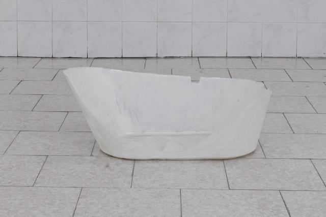 , 'Costole di seppia,' 2014, SpazioA