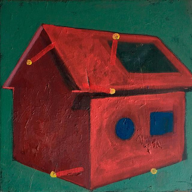 Antoine Goossens, 'Untitled', 2017, Painting, Oil on canvas, Galerie Zwart Huis