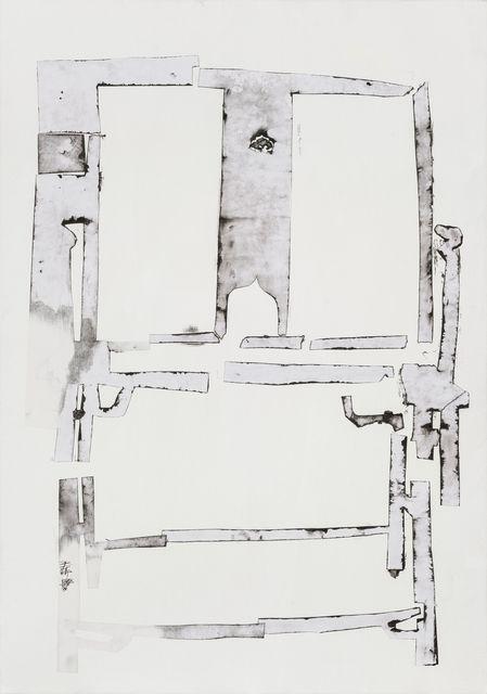 , 'Sketch-3,' 2013, Tina Keng Gallery