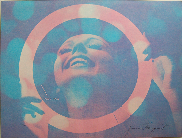 James Rosenquist, 'Somewhere to Light', 1966, Puccio Fine Art