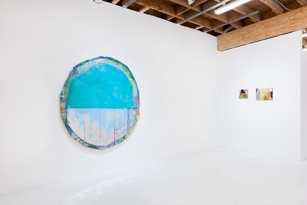 'Straight Outta Bushwick', installation view, Chimento Contemporary. Photo: Ruben Diaz