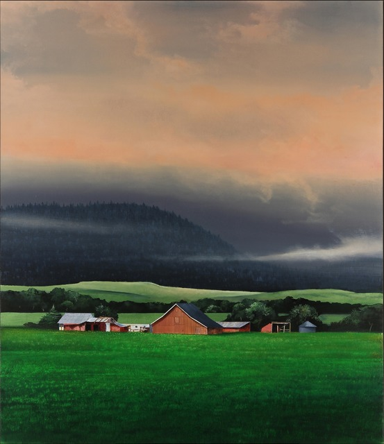 , 'Gallatin,' 2013, Nancy Hoffman Gallery