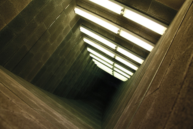 , 'Tunnel,' 2008, C. Grimaldis Gallery