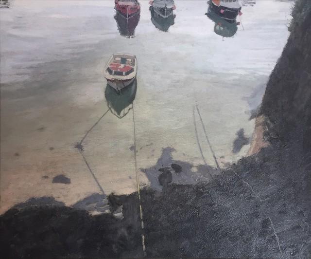 , 'Tethered,' 2019, Reuben Colley Fine Art