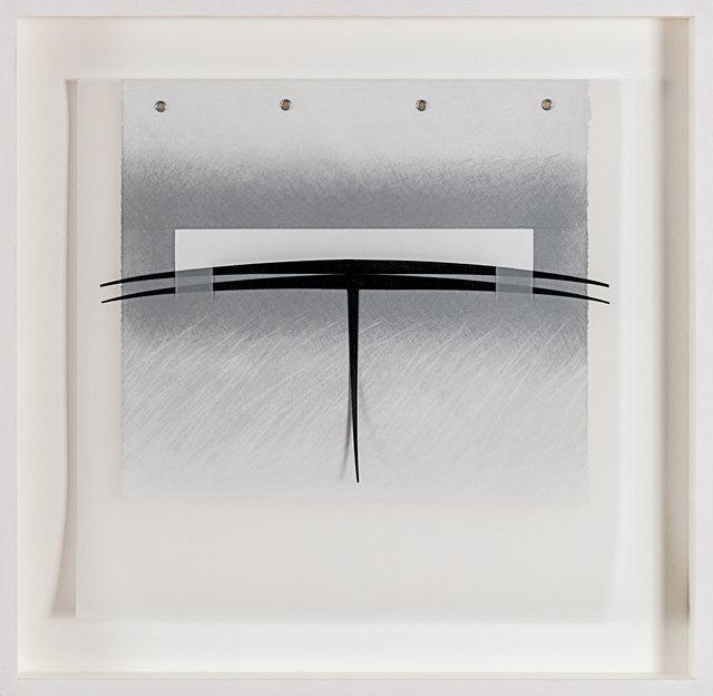 , 'Marks on the Edge of Space 12,' 2009, Rosenberg & Co.