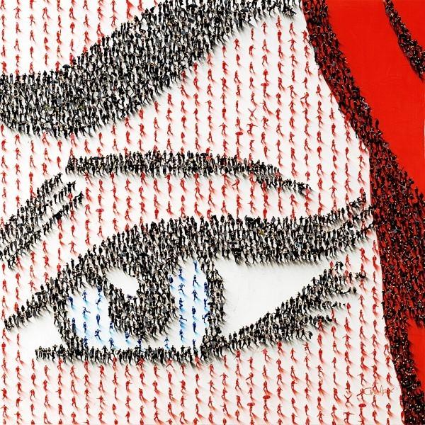 , 'Hommage to Lichtenstein,' , Galerie Vivendi