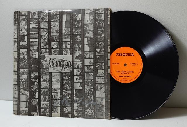 , 'Sal sem carne,' 1974/1975, Bergamin & Gomide