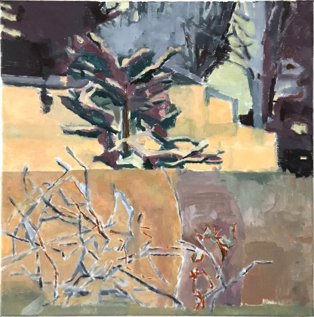 Tom Fitzharris, 'Cross Talk', 2020, Painting, Oil on linen, New York Studio School