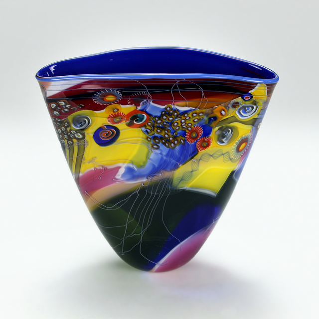 , 'Small Colorfield Vessel I,' 2018, OTA Contemporary