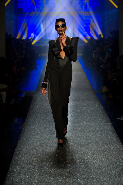 , 'One of the designs in Jean Paul Gaultier's women's ready-to-wear spring-summer collection of 2013,' 2013, Brooklyn Museum