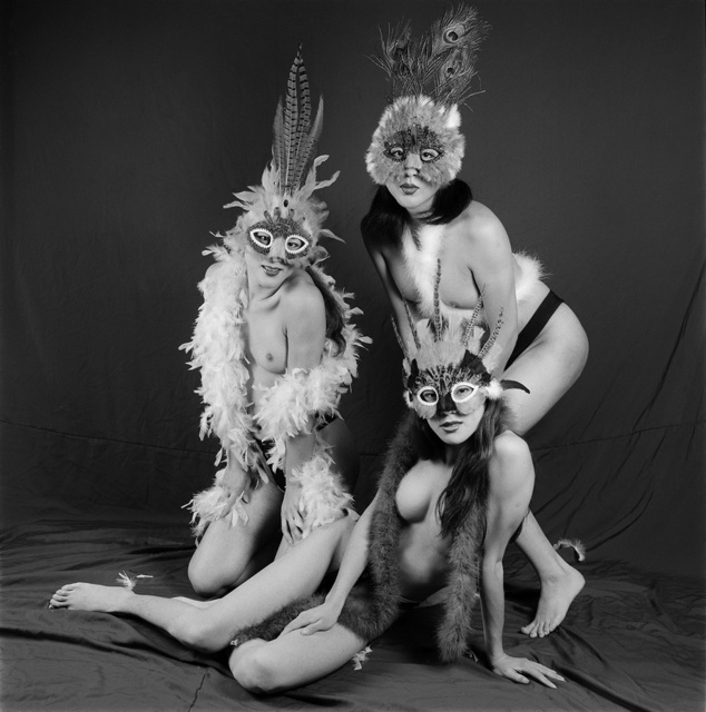 , 'Three Transsexual Males, Shenzhen, Guangdong Province,' 2000, Blindspot Gallery