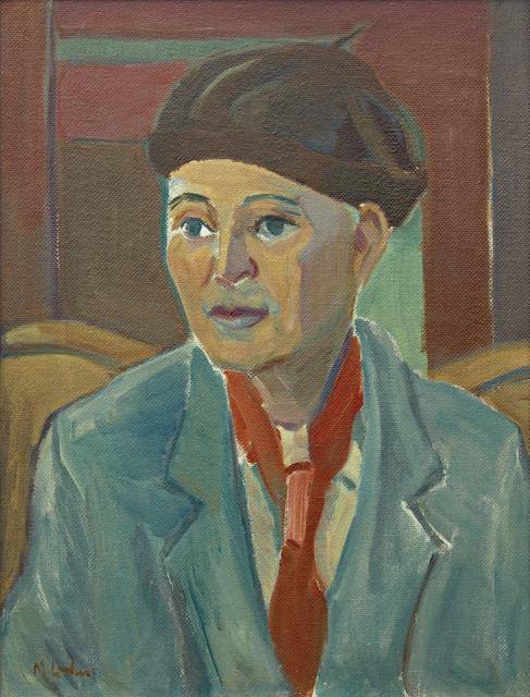 , ''The pianist (Vere Bosman di Ravelli)',' , Johans Borman Fine Art