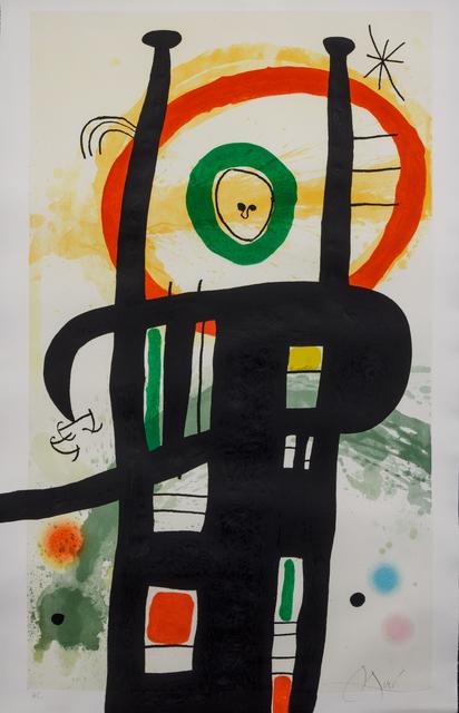 Joan Miró, 'Le Grand Ordinateur', 1969, Hindman