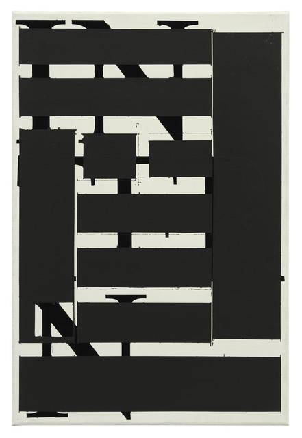 , 'Intern II,' 2014, Borzo Gallery