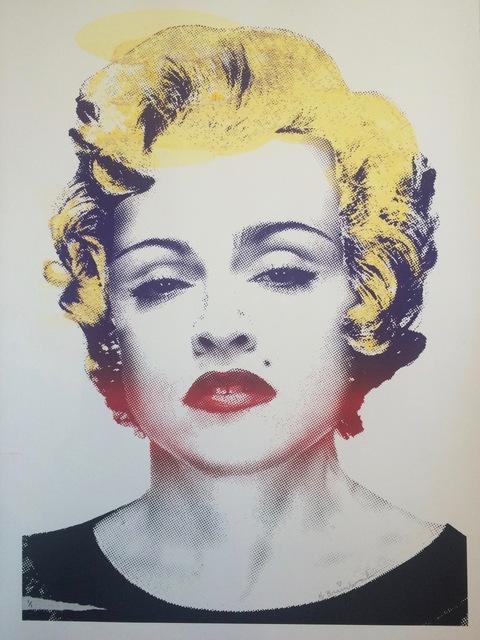 , 'Madonna Marilyn ,' 2008, Imitate Modern
