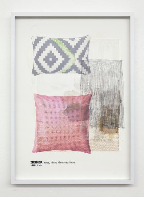 , 'Untitled (IBSKER),' 2018, David Risley Gallery