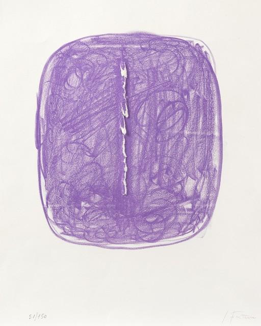 Lucio Fontana, 'Concetto spaziale', 1967, Finarte