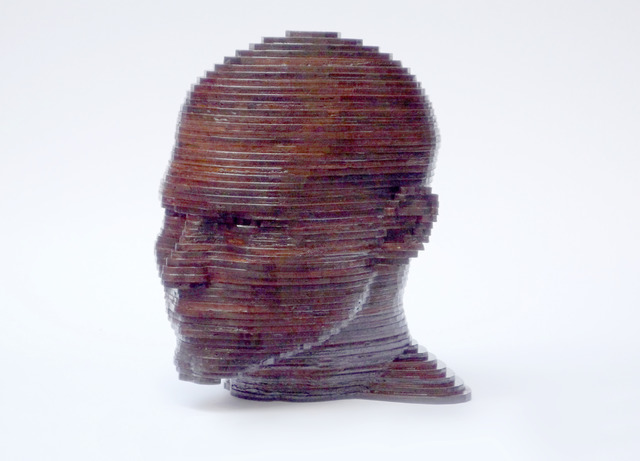 , 'Head Study No. 8,' 2011, Julie M. Gallery