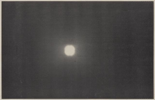 , 'Spectral Sun (19),' 2016, Anthony Meier Fine Arts