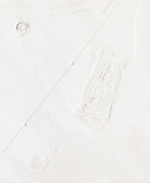, 'Archéologie du futur, Mesopotamia,' 2015, Galerie Mitterrand