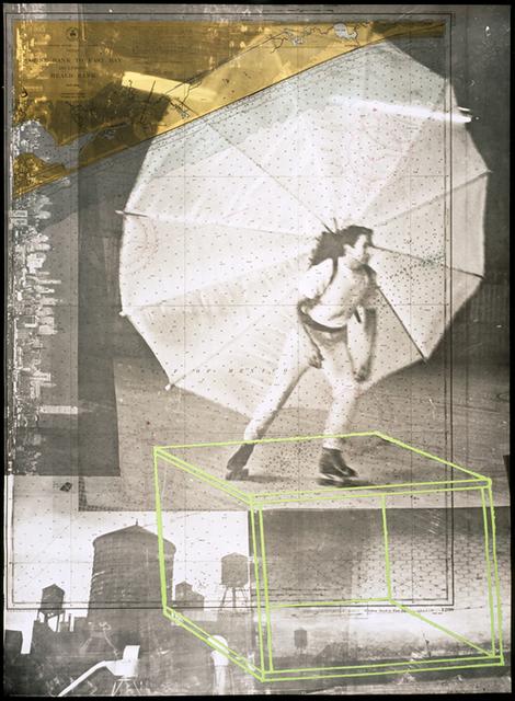 Robert Rauschenberg, 'The Rauschenberg Visual Autobiography', 1968, Print, Photolithograph on paper, three parts, Walker Art Center