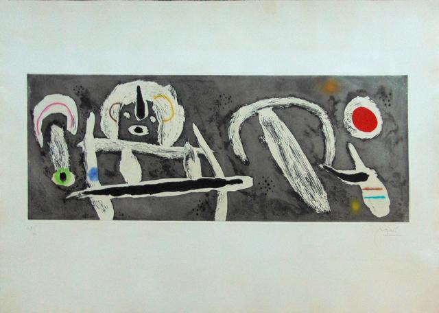 , 'Great Wind   Grand Vent,' 1960, Gilden's Art Gallery