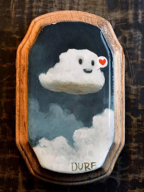 , 'Love Cloud,' , LeMieux Galleries