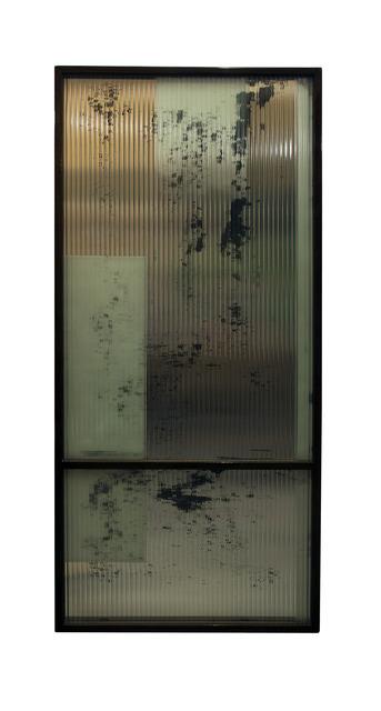 , 'Espejo y Abertura,' 2014, Nora Fisch