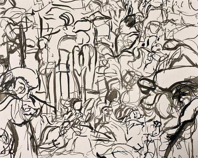 , 'Untitled,' 2018, Maison Depoivre
