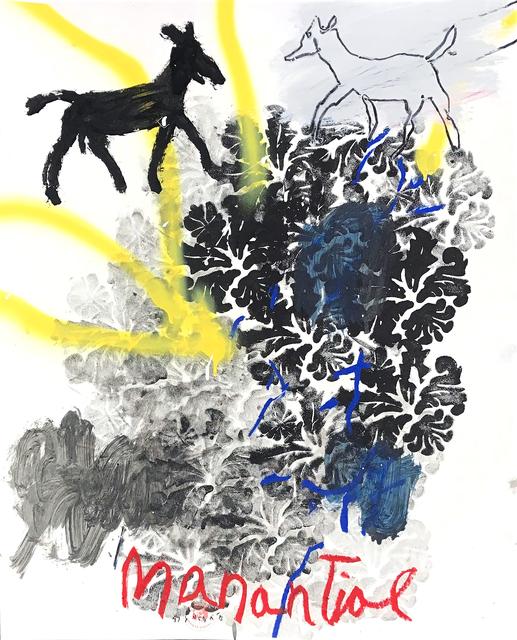 Starsky Brines, 'Manantial De Perros (Full of Dogs)', 2019, g.gallery