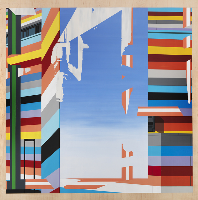 , 'Interloper,' 2016, CCA Andratx Kunsthalle