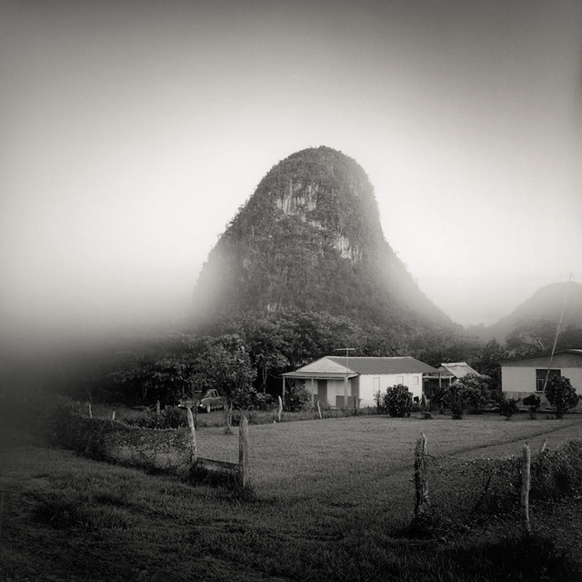 , 'Farmhouse, Vinales, Cuba,' 2017, Scott Nichols Gallery