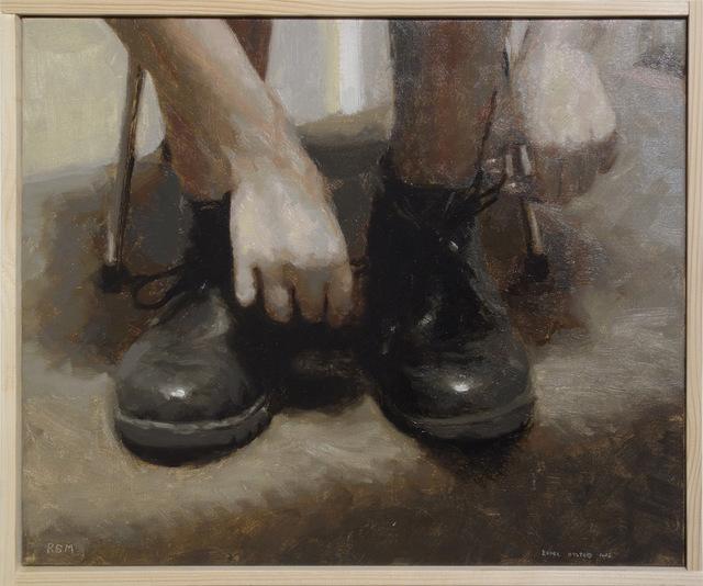 , 'Boots,' 2017, Galeria Contrast