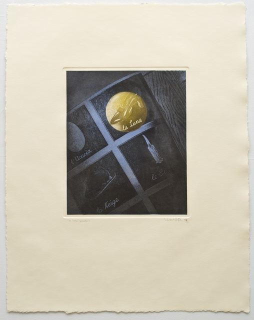 , 'La Lune (The Moon),' 1977, Hosfelt Gallery