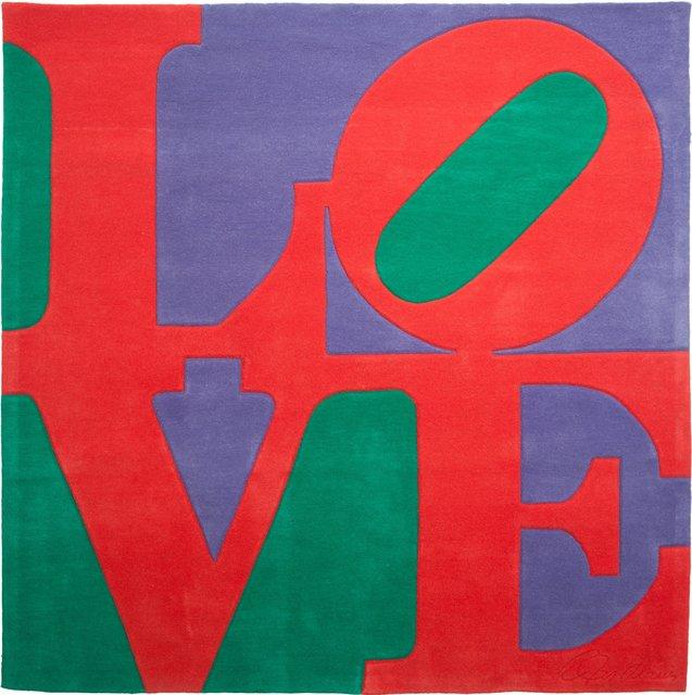 Robert Indiana, 'Chosen Love', ca. 1995, Heritage Auctions