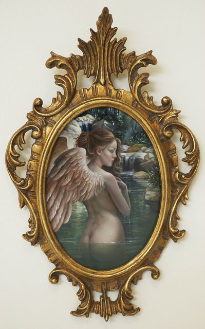 David Michael Bowers, 'Bathing Angel ', Gallery 1261