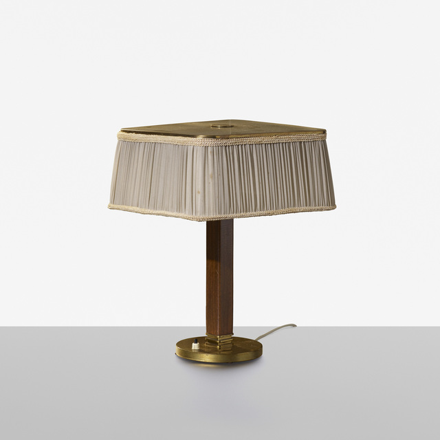Paavo Tynell, 'Table Lamp, Model 5066', c. 1945, Wright