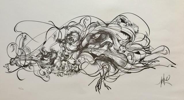 , 'Le chaos,' ca. 1980, ByNewArt