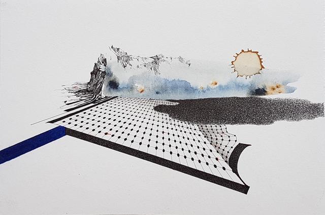 , 'Chung san,' 2016, Galerie Maria Lund