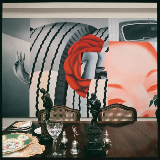 , 'Sala da pranzo di casa Scull, New York / Scull's dining room, New York,' 1964/2014, Lia Rumma