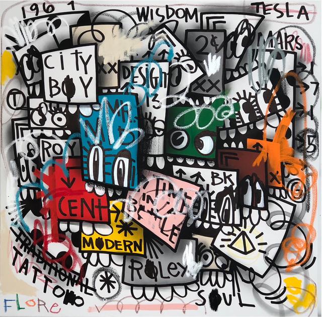 , 'City Boy Flow,' , Art Angels