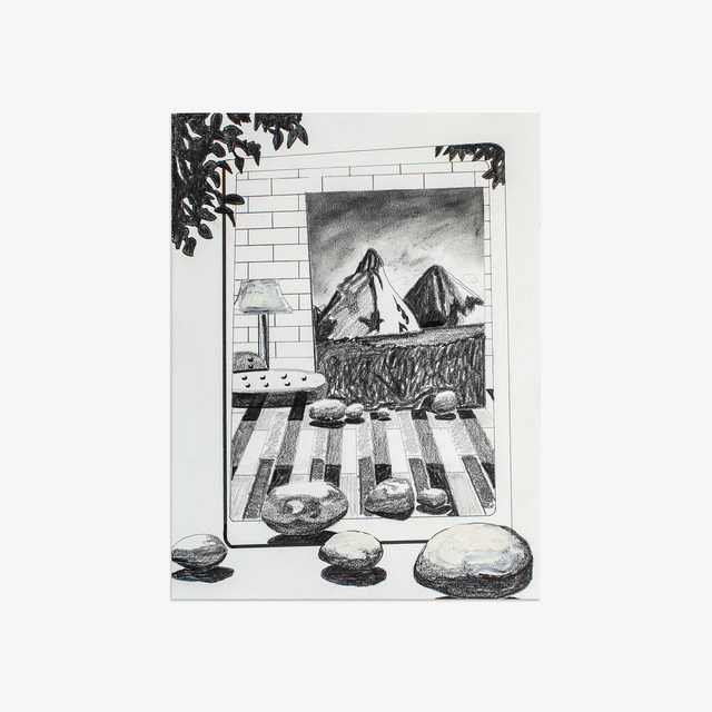 Mathew Tucker, 'Drawing #2', 2019, Tappan
