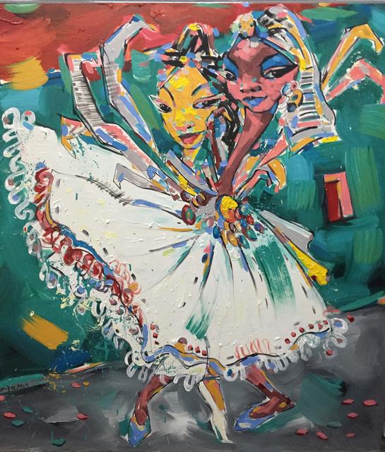 , 'Crystal Lady II,' 2016, AKKA Project