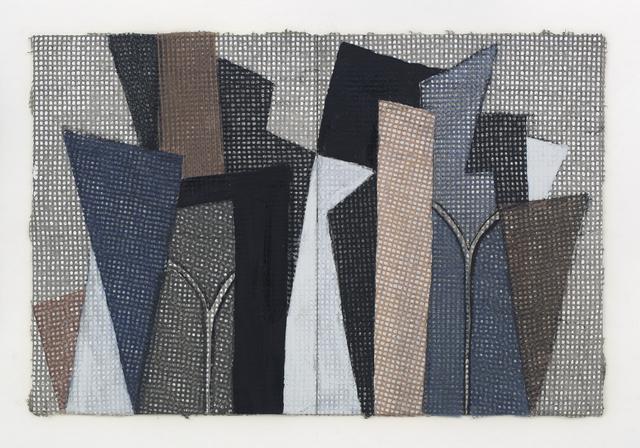 , 'untitled - Diptych,' 2012, Dan Galeria