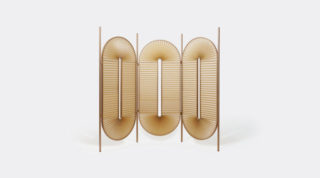 , 'MINIMA MORALIA room divider,' 2015, Brand New World Salon