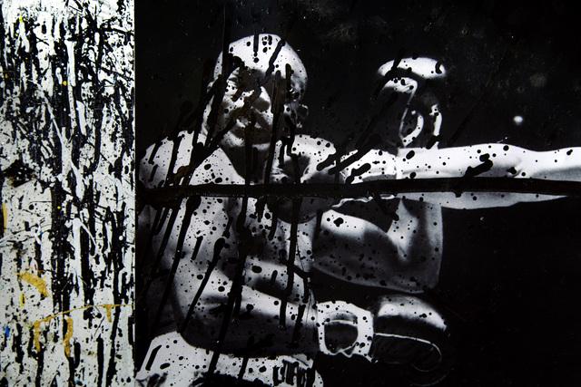 , 'The Boxer,' 2015, Kunstraum Innsbruck